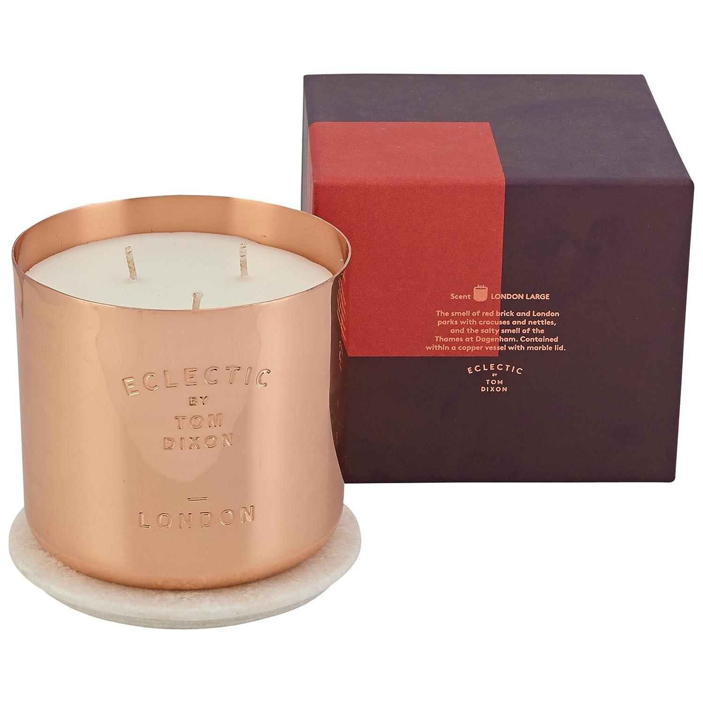 Tom Dixon London Scented Candle Large - トムディクソン、ロンドン大の香りのキャンドル [並行輸入品] B071H8VKGJ