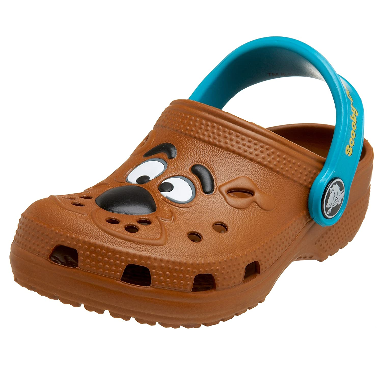 Crocs Scooby Doo Cayman Sandal (Toddler
