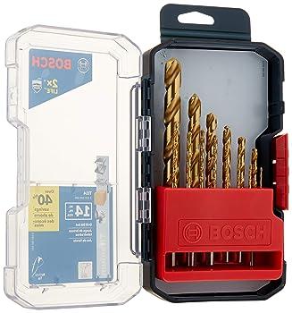 BOSCH TI14 18pcs Drill Bit