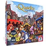 Schmidt Spiele CSG Quacks of Quedlinburg Game Family, Multicolour