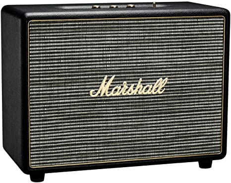 marshall-woburn-bluetooth-speaker,-black-(4090963) by marshall
