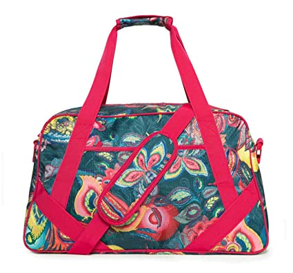 Desigual Bols Sackful Bag B Paradise Rose 4dMbhGEOuF