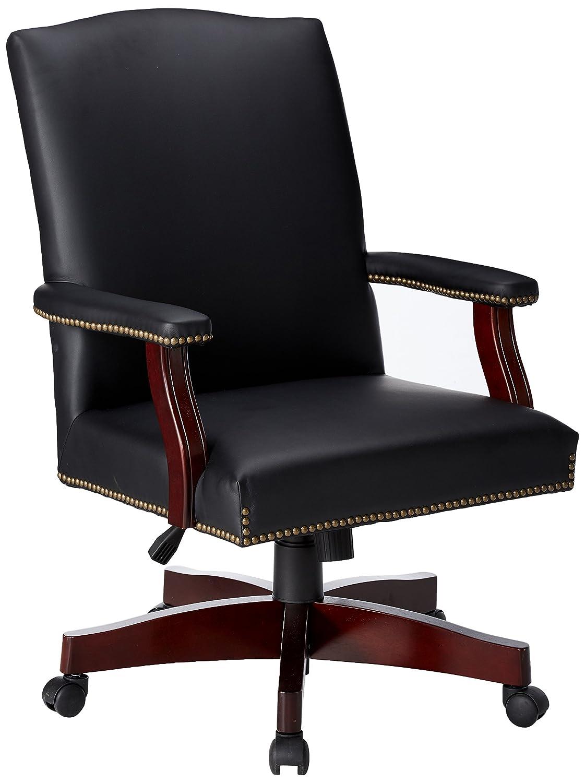 Terrific Amazon Com Lorell Llr68250 Traditional Executive Bonded Evergreenethics Interior Chair Design Evergreenethicsorg