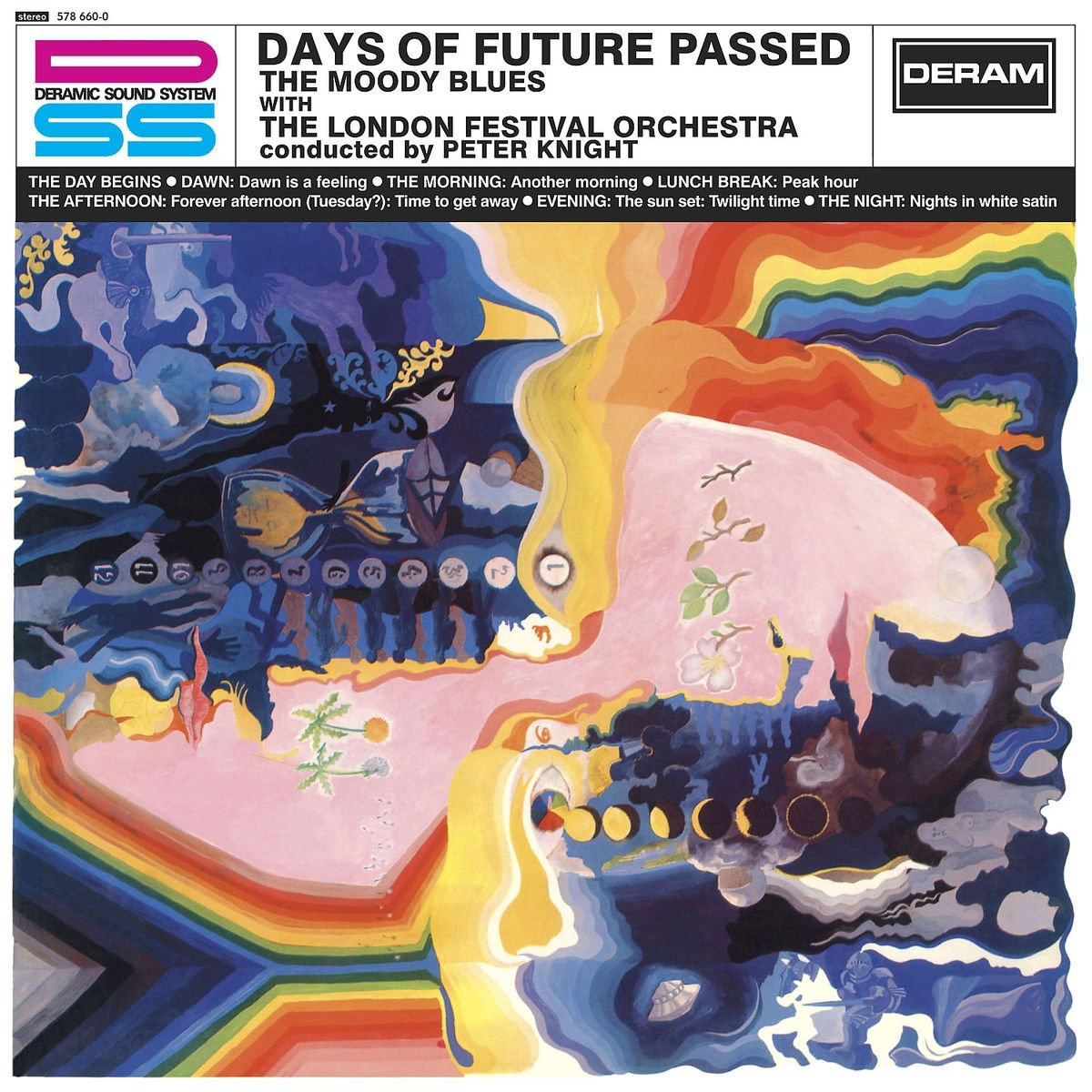 The Moody Blues - Days Of Future Passed (LP Vinyl)