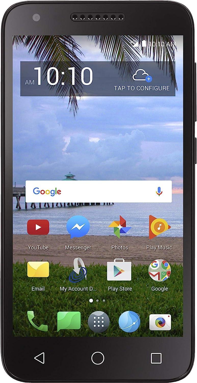 Simple Mobile Alcatel Raven 4G LTE Prepaid Smartphone