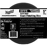 "Meguiar's DFF5 Soft Buff DA (Dual Action) 5"" Foam Finishing Disc, 1 Pack"