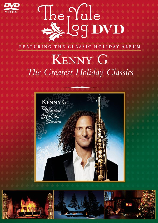 Greatest Holiday / Yule Log [Import]: Amazon.ca: Kenny G., Kenny G: DVD