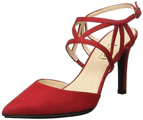 sports shoes b3b84 dc78a lodi Raidis-TP, Scarpe col Tacco Punta Chiusa Donna: Amazon ...