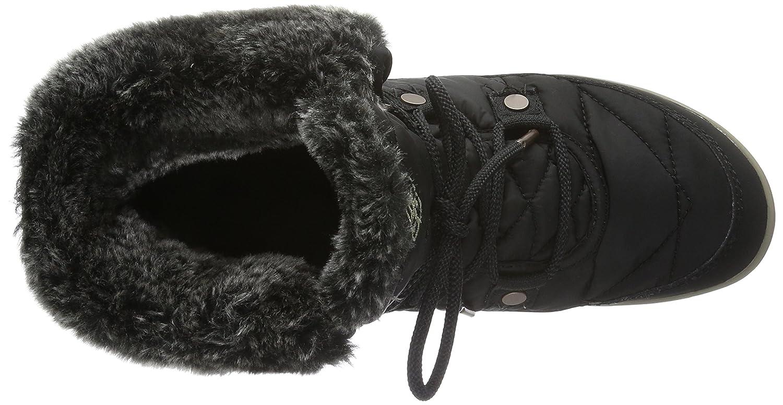 Columbia Women's Heavenly Shorty Omni-Heat Boot B0183M43D6 10.5 B(M) US|Black/Kettle