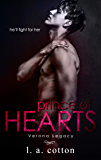 Prince of Hearts: Nicco and Ari Duet #1 (Verona Legacy)