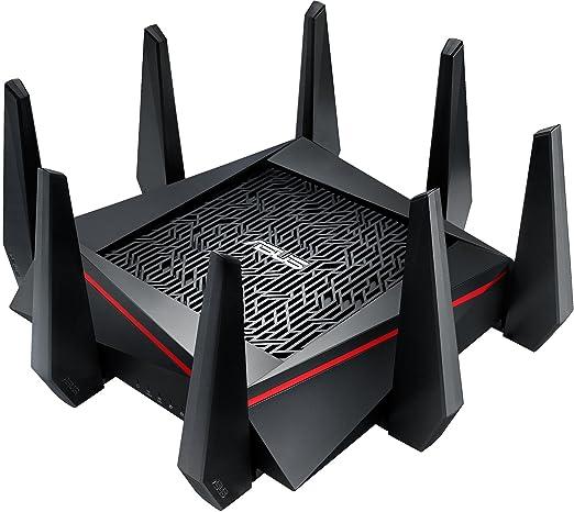 27 opinioni per Asus RT-AC5300 Tri-band 4x4 Gigabit