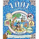 1.001 coisas para encontrar - Piratas: Encontre muita diversão navegando com os piratas!