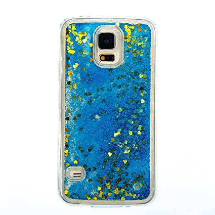 Amazon.com: Case for Galaxy S5, TIPFLY Transparent Double ...