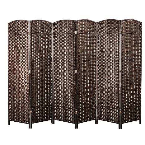 Amazon.com: Cocosica - Separador de habitación de fibra de ...
