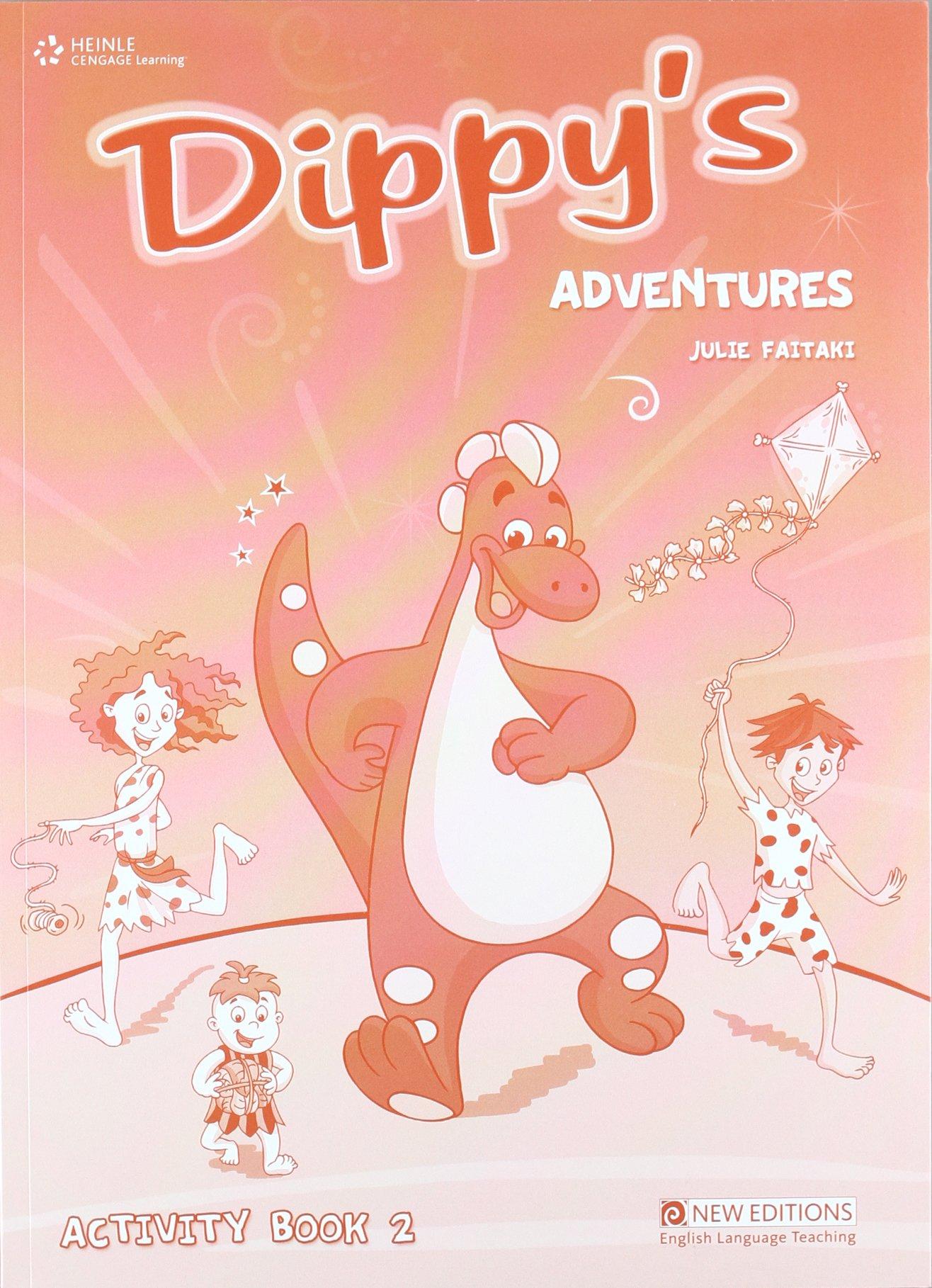 Read Online Dippy's Adventures Primary 2 Activity Book ebook