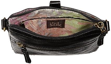 Amazon.com: The Sak Pax Swing Pack Bolso Bandolera, negro ...