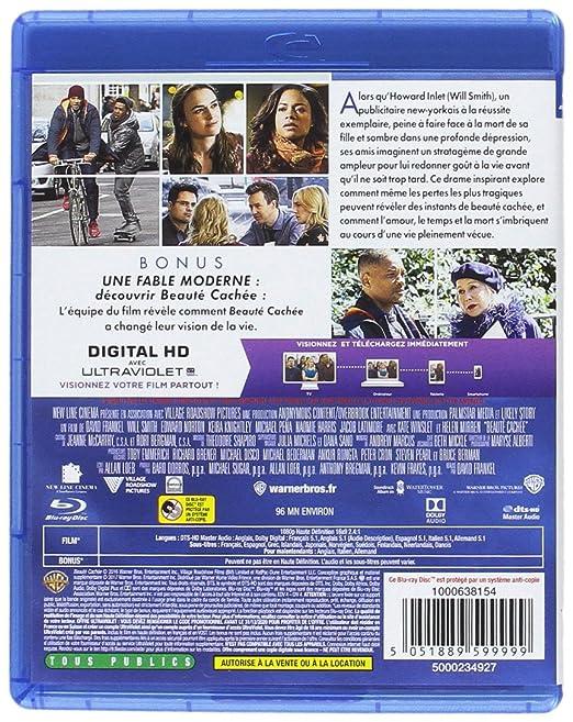 Beauté Cachée Blu Ray Copie Digitale Blu Ray Copie