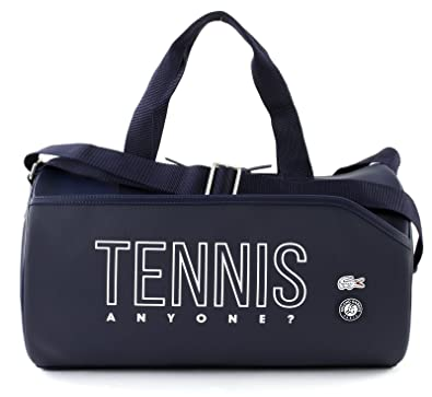 aee9bcd7dc Lacoste Tennis M Roll Bag Peacoat: Amazon.fr: Chaussures et Sacs