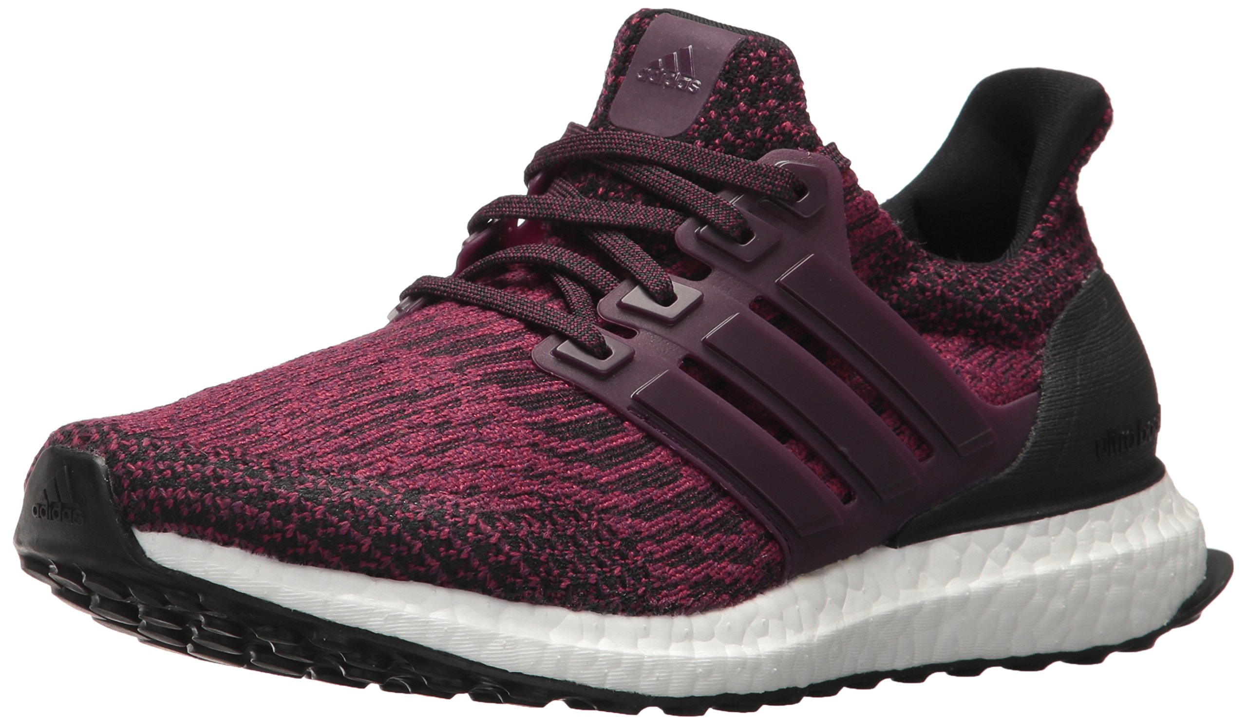 new concept 61910 c522e adidas Women's Ultraboost w Running-Shoes, Red Night/Red ...