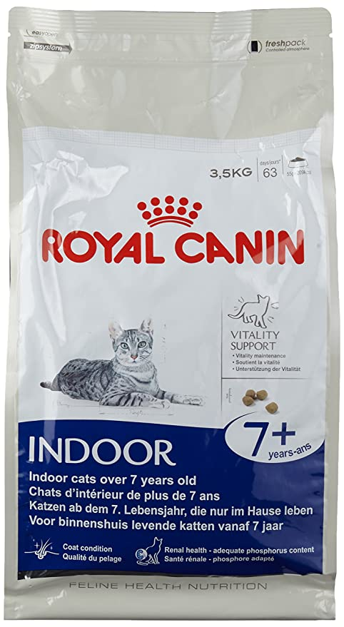 Royal Canin C-584995 Indoor +7 - 3.5 Kg