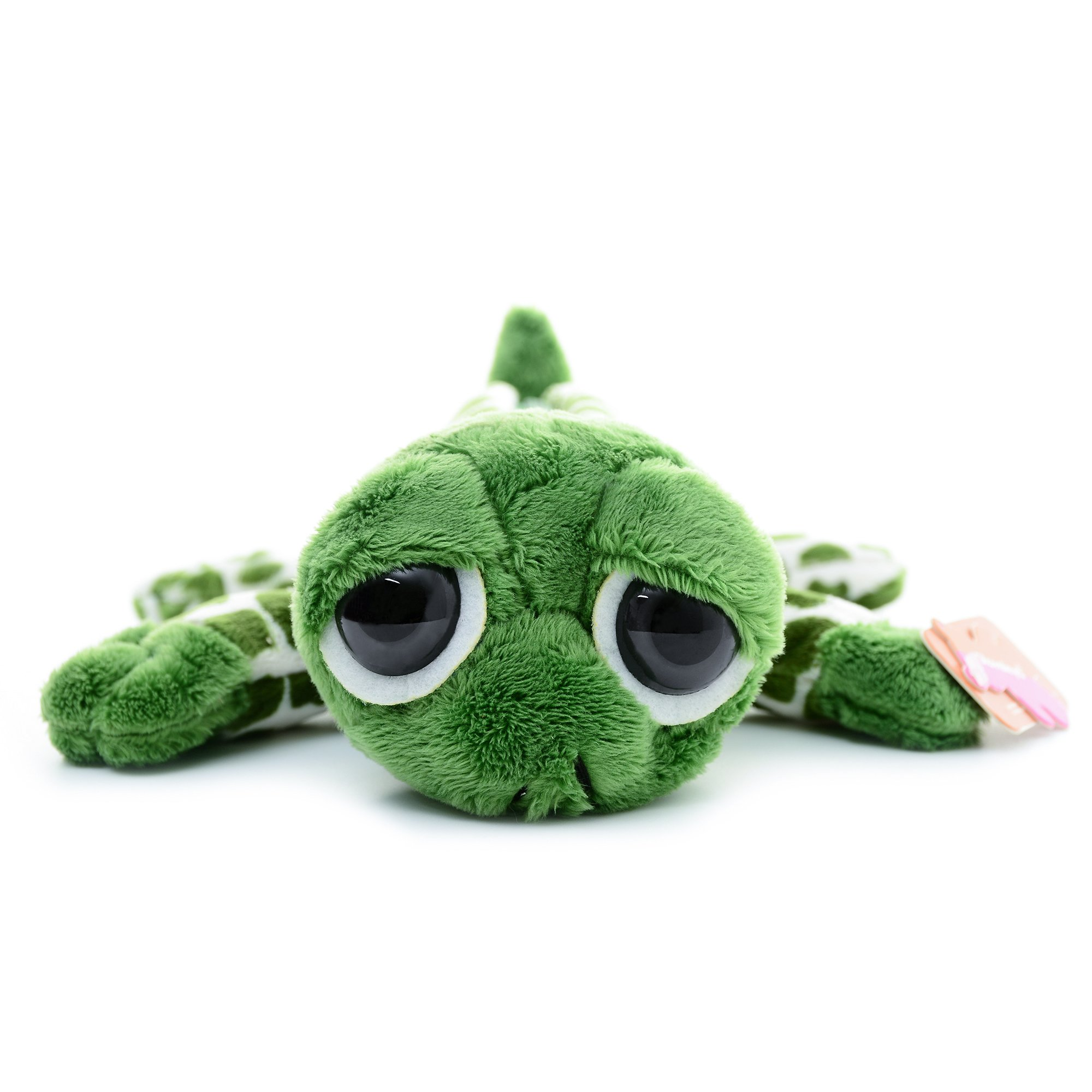 Cartoon Animal Plush School Pencil Bag Pen Case Comestic Makeup Pouch 11'' (turtle) by Gloveleya (Image #5)