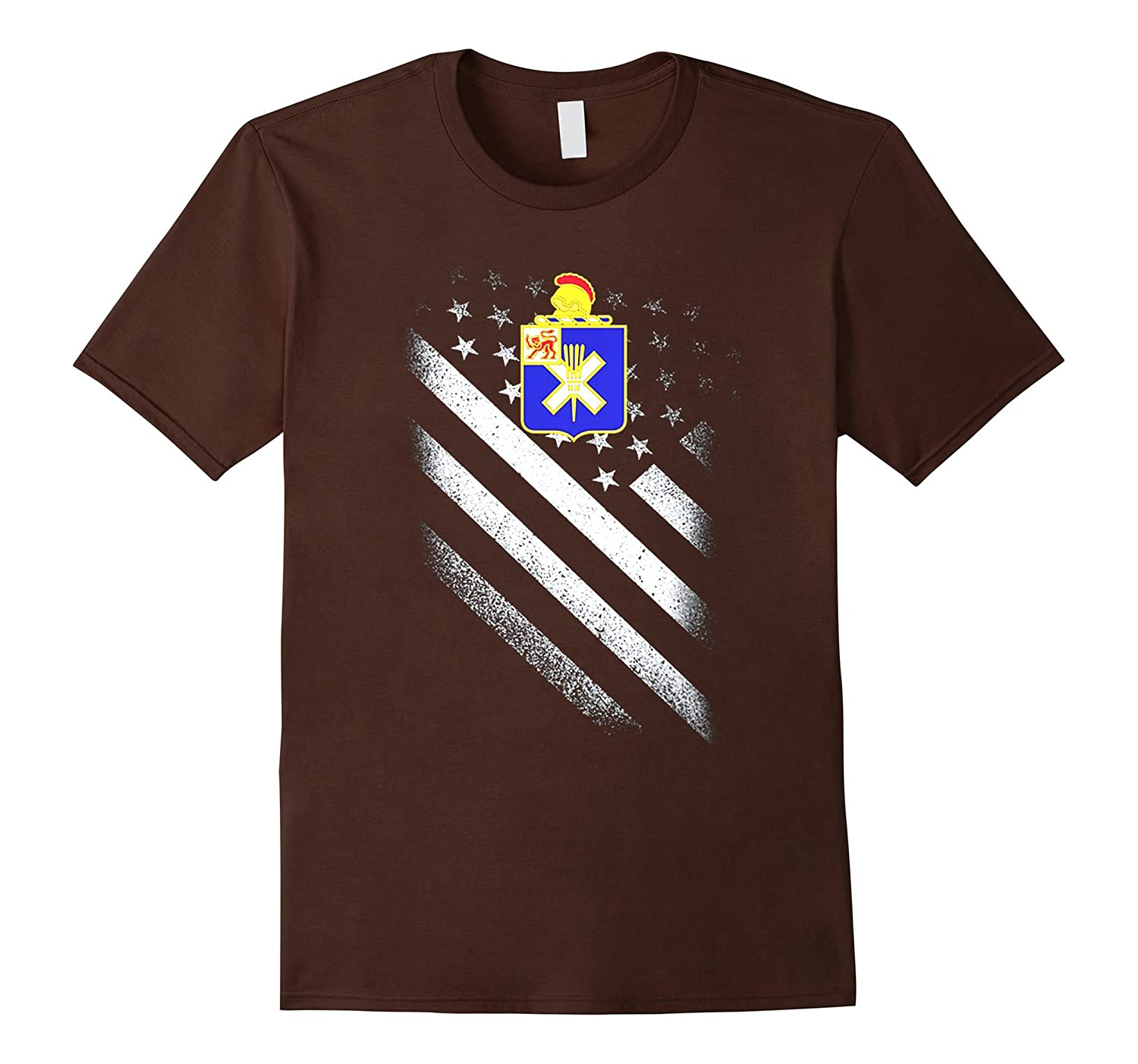 32ND INFANTRY REGIMENT AMERICAN FLAG TSHIRT
