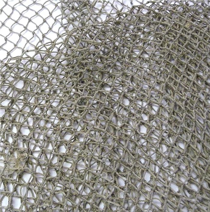 9GreenBox Nautical Decorative Fish Net 5' X 10' - Fish Netting - Rustic Beach Decor