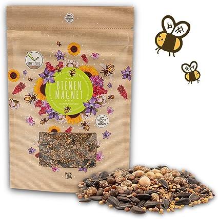 Bienenweide Blumenwiese Samen Bienenfreunde Insektenfreundliche 100/% Blumen 40qm