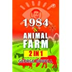 1984 & Animal Farm (2In1): The International Best-Selling Classics (English Edition)