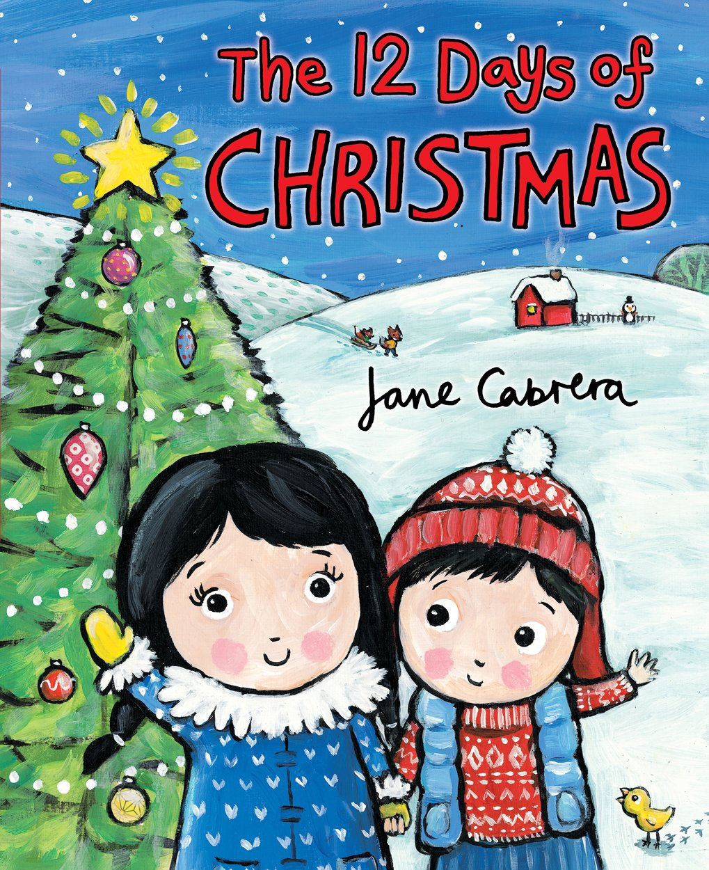 amazoncom the 12 days of christmas 9780823431717 jane cabrera books - 12 Days If Christmas