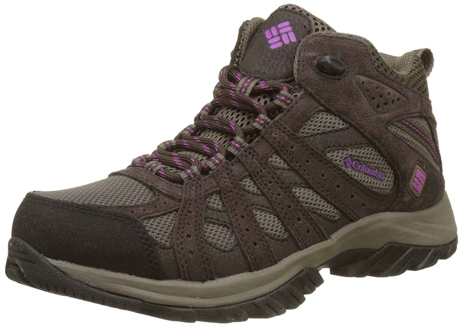 COLUMBIA Damen Wanderschuhe, Wasserdicht, CANYON POINT MID