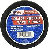 A&R Sports Black Hockey Tape, Size
