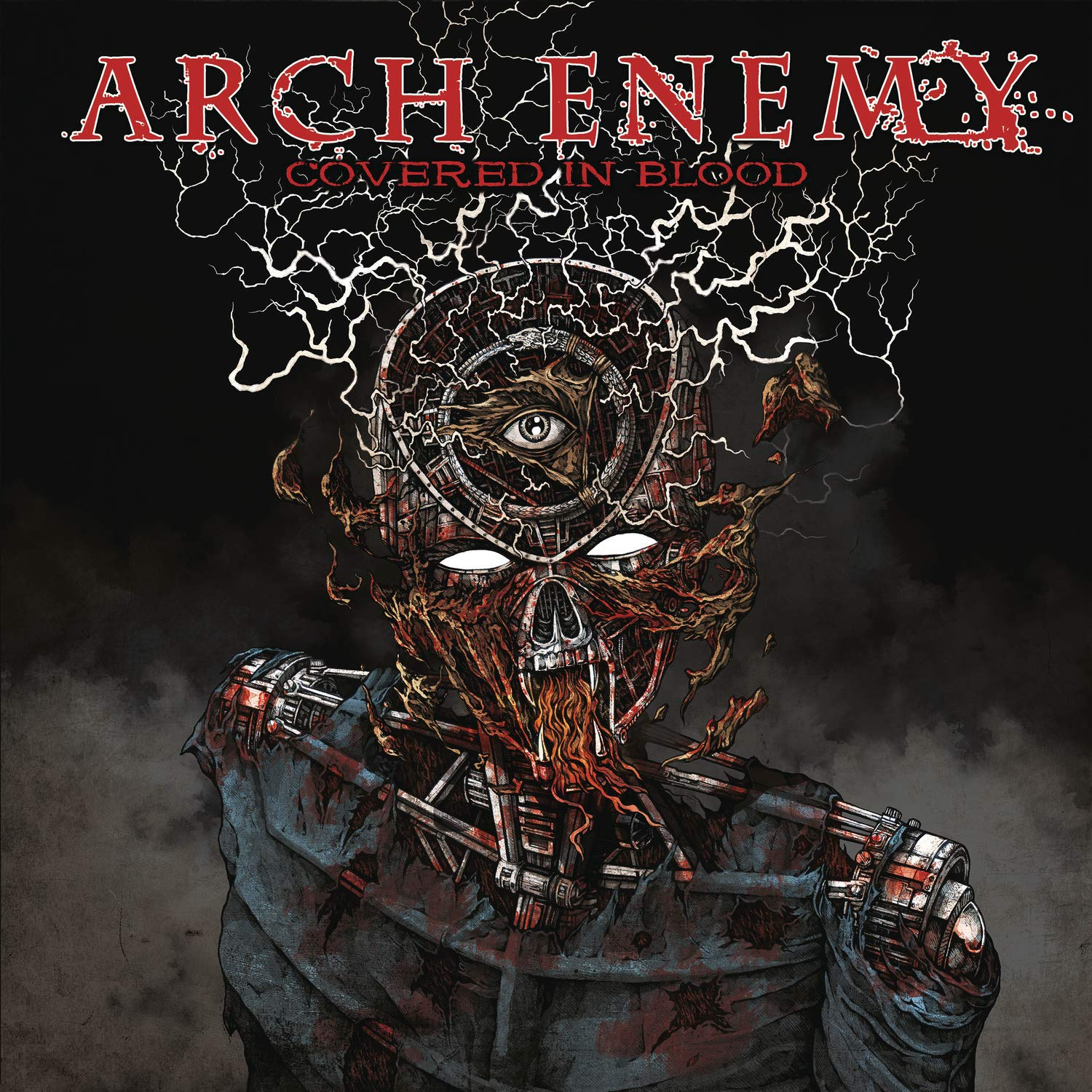 CD : Arch Enemy - Covered In Blood (Limited Edition, Digipack Packaging, Germany - Import)