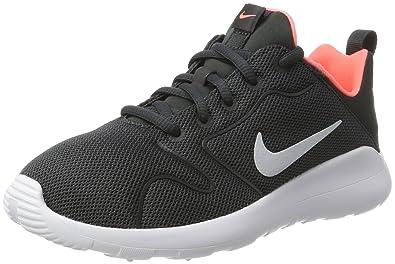 f1391137f7de6 Nike Youth Kaishi 2.0 Black Mesh Trainers 35.5 EU