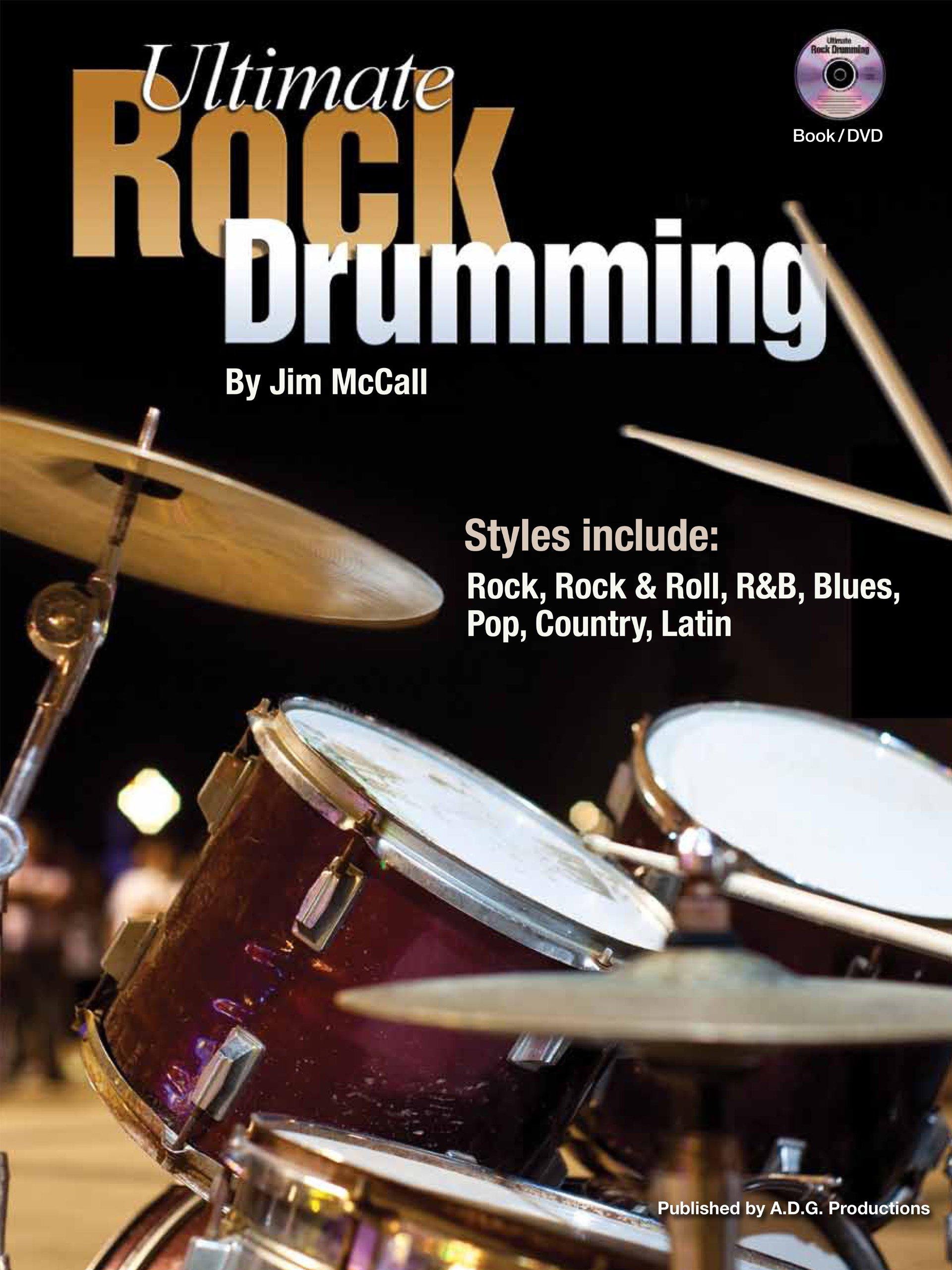 Ultimate Rock Drumming Book/DVD ebook