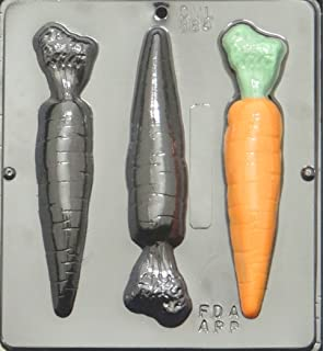 Carrots Carrot Chocolate Candy Mold Easter 886