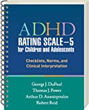 ADHD Rating Scale_5 for Children and