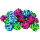"3"" Water Bomb Splash Balls [24 Pack] Reusable Water Balloons Water Absorbent Ball - Kids Pool Toys, Outdoor Water Activities"