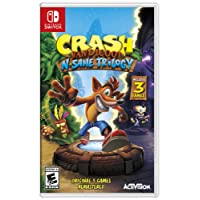 Crash Bandicoot N. Sane Trilogy - Standard Edition - Nintendo Switch