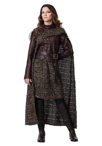 Amazon.com: Disfraz de guerrero de invierno para mujer, XS ...