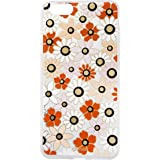 Sonix Clear Coat Cell Phone Case for iPhone 7 Plus - Carnation
