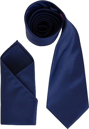 Dresscode Juego de Pañuelo de Corbata Con Lazo Satin Hombre ...