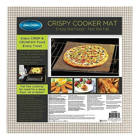 Crispy Cooker Mat Pack Of 3