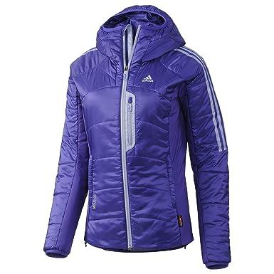 Adidas G89345 Xl Women's W Terrex Ndosphere Primaloft Hoodie