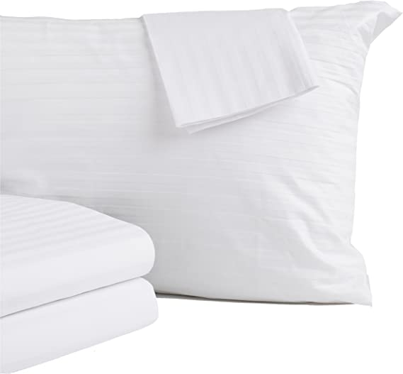 Made in The USA Organic 100/% Cotton Pillow Case Carousel Designs Amethyst Brush Dots Pillow Case