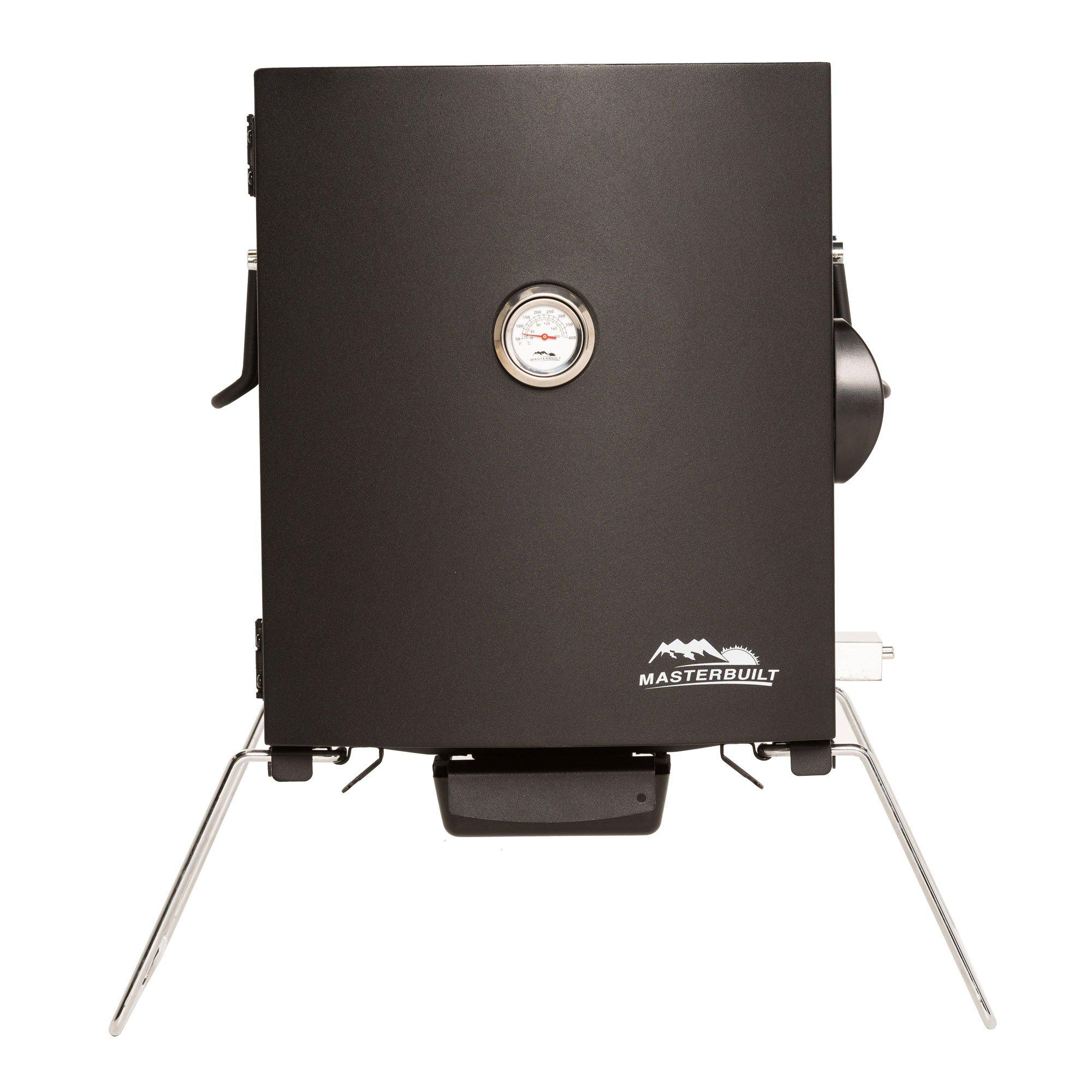 Masterbuilt Patio-2-Portable Smoker (Certified Refurbished)
