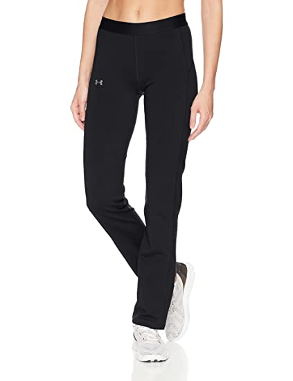 7402f8b5cd6 Amazon.com   Under Armour Women s Favorite Straight Leg Pants ...