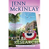 Killer Research (A Library Lover's Mystery Book 12)