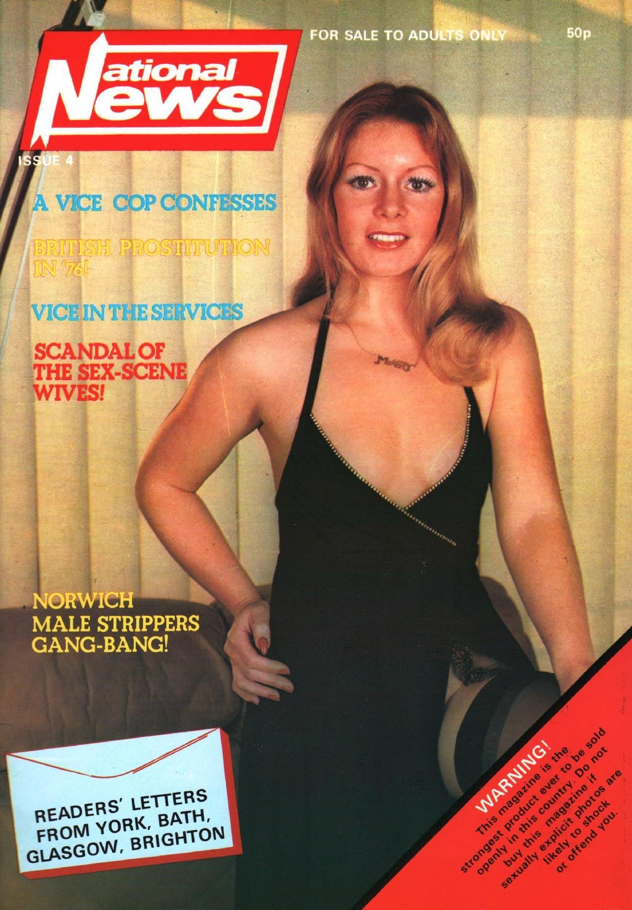 Mary Millington Nude Photos 33