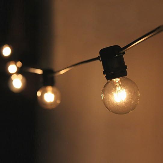 Guirlande Lumineuse Décorative Éclairage Extérieur Imperméable